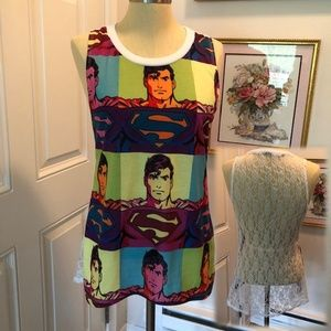"""BUNDLE ME"" Superman Tank Top"